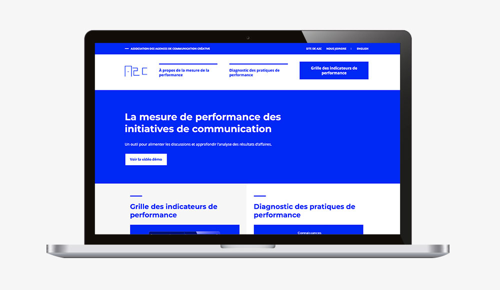 The A2C is lauching a new platform to measure the performance of communication initiatives